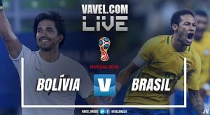 Resultado Bolívia x Brasil pela Eliminatória da Copa do Mundo 2018 (0-0)