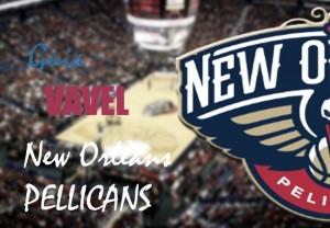 Guía VAVEL NBA 2017/18: New Orleans Pelicans, dos gigantes en una liga que empequeñece
