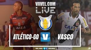 Resultado Atlético-GO x Vasco no Campeonato Brasileiro 2017 (0-1)