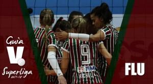 Guia VAVEL Superliga Feminina 2017/2018: Fluminense
