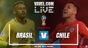 Jogo Brasil x Chile AO VIVO online nas Eliminatórias para Copa do Mundo 2018 (3-0)
