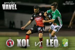 Previa Xolos vs León: Con Liguilla en la mira