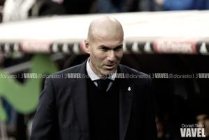 """Zidane: """"Si jugamos bien podemos hacer daño a cualquier equipo"""""""