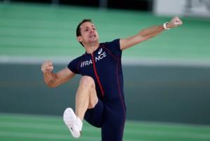 Lavillenie, un Mundial en dos saltos