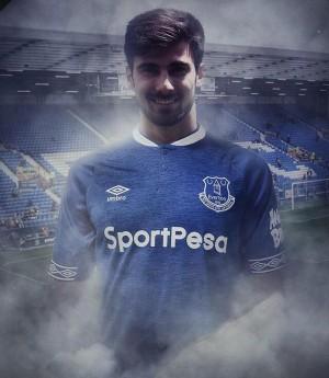 OFICIAL: André Gomes no Everton