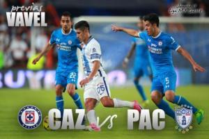 Previa Cruz Azul vs Pachuca: El margen escada vez menor