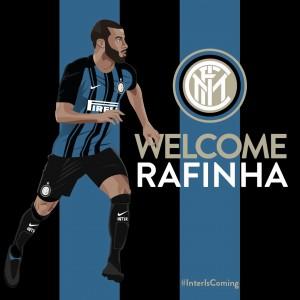 Internazionale anuncia brasileiro Rafinha junto ao Barcelona