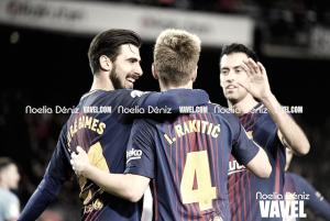 Resumen Real Sociedad 2-4 Barcelona en LaLiga 2018