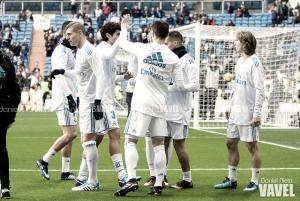 Veinte jugadores del Real Madrid convocados con sus selecciones