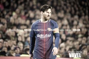Messi marca su gol más rápido