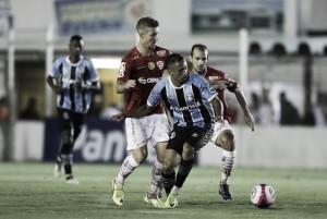 Paulo Miranda estreia com expulsão e reservas do Grêmio empatam contra São Luiz-RS