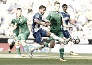 El Espanyol termina la jornada en zona de descenso