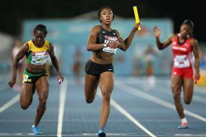Bolt aterriza en Nassau para frenar a los estadounidenses
