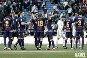 Cómo terminaba el Barça el 2016 en Liga y cómo ha terminado el 2017