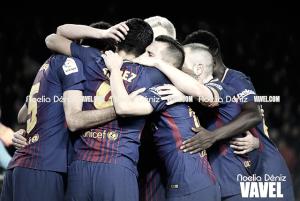 FC Barcelona 6-1 Girona FC La Liga 2018: Goleada en honor al fútbol