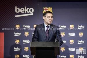 """Bartomeu: """"El inconformismo y la auto exigencia es la cultura del club"""""""