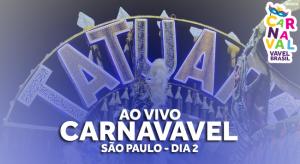 Carnaval São Paulo 2018 ao vivo: acompanhe os desfiles de sábado do Grupo Especial