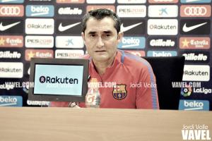 """Ernesto Valverde: """"Estamos muy ilusionados con Coutinho"""""""