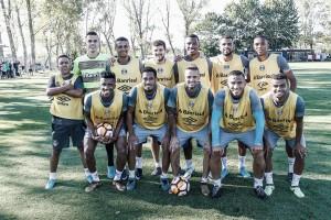 Defensor-URU empata com Grêmio na Copa Libertadores da América 2018 (1-1)