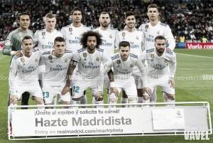 Fotos e imágenes del Real Madrid 6-3 Girona, jornada 29 de Primera División 2018