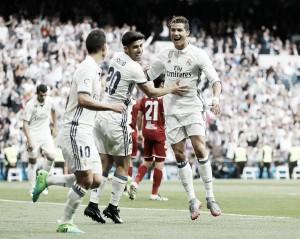Último Real Madrid - Sevilla