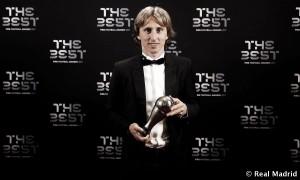 """Luka Modric: """"Trabajaremos para intentar alcanzar al Barcelona"""""""