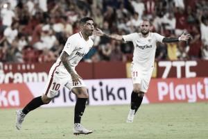Banega faz golaço de falta e dá vitória ao Sevilla contra Zalgiris pela Uefa Europa League
