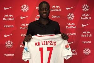 RB Leipzig complete Dayot Upamecano transfer from RB Salzburg