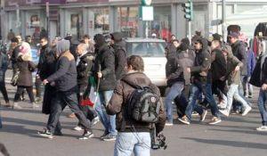 Milan - Ajax: accoltellati tre olandesi, uno è grave