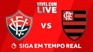 Resultado Vitória x Flamengo pelo Campeonato Brasileiro 2018 (2-2)