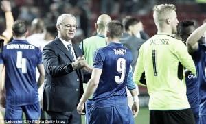 Jamie Vardy afirmahaber recibidoamenazas tras el despido de Ranieri