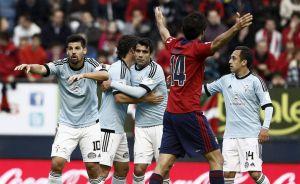 Osasuna - Celta: puntuaciones de Osasuna, jornada 36