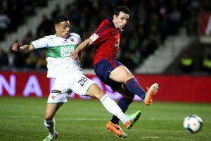 Elche - Osasuna: puntuaciones de Osasuna, jornada 24