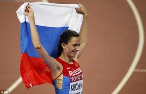 Atletica - Si allarga il contingente russo al prossimo mondiale