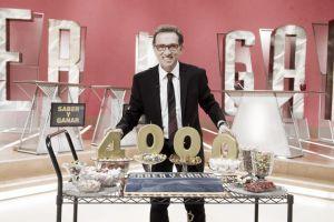 Saber y Ganar alcanza los 4.000 programas