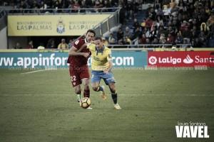 """Dani Castellano: """"La falta de gol es sólo mala suerte"""""""