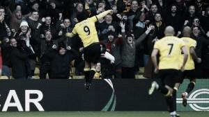 Premier League, Deeney salva Mazzarri: nell'antipasto del Boxing Day è 1-1 tra Watford e Palace