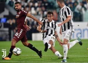 Terminata Torino - Juventus, LIVE Serie A 2017/18 (0-1): Gol di Sandro, la Signora vince anche senza Higuain!