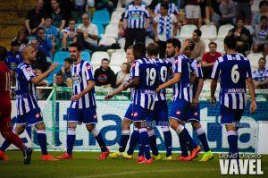 Granada - Deportivo: comienza el gran baile