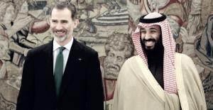 La visita del príncipe saudí acaba en venta de armamento militar por parte de España