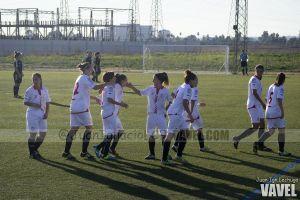 El Sevilla se reencuentra con la victoria tras un sufrido duelo ante el Transportes Alcaine