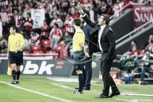 """Valverde: """"Tenemos el objetivo ahí y tenemos que continuar con ello"""""""