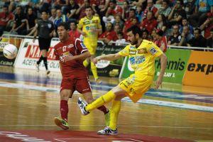 ElPozo Murcia rompe el muro de Burela para sellar el pase a Semifinales