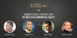 Ligue 2 : La liste des gardiens nommés dévoilée !