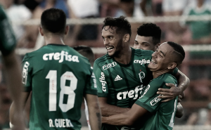 Notas: Palmeiras goleia Ituano e garante primeira posição no estadual