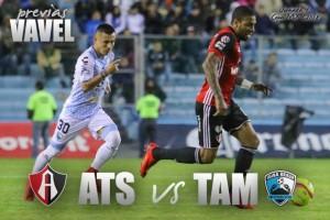 Previa Atlas vs Tampico Madero: La disputa por el liderato