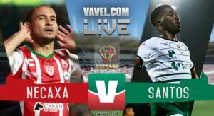 Resumen Necaxa vs Santos semifinal en Copa MX 2018 (2-1)