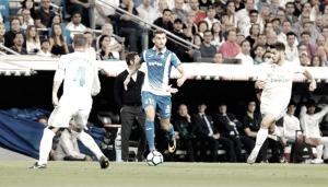 Un doblete de Isco frena la dinámica ascendente del Espanyol