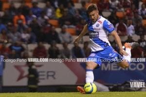 Lucas Cavallini tiene el quinto mejor promedio de goles del Puebla en torneos cortos