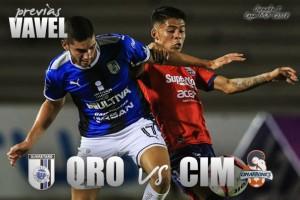 Previa Querétaro vs Cimarrones : Por la cima del grupo